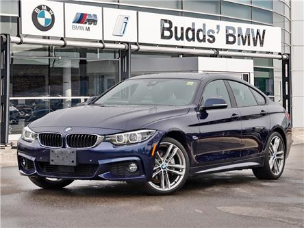 2018 BMW 440i xDrive Gran Coupe (Stk: DB8128) in Oakville - Image 1 of 30