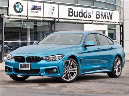 2018 BMW 440i xDrive Gran Coupe (Stk: DB8137) in Oakville - Image 1 of 29