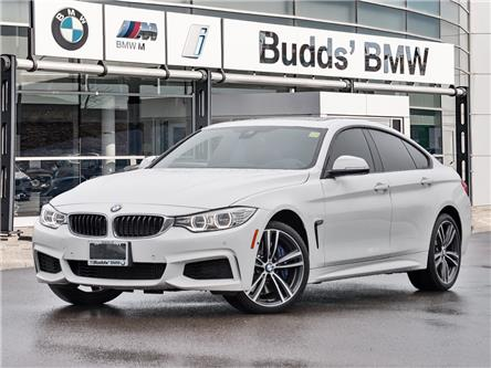 2017 BMW 440i xDrive Gran Coupe (Stk: DB8140) in Oakville - Image 1 of 30