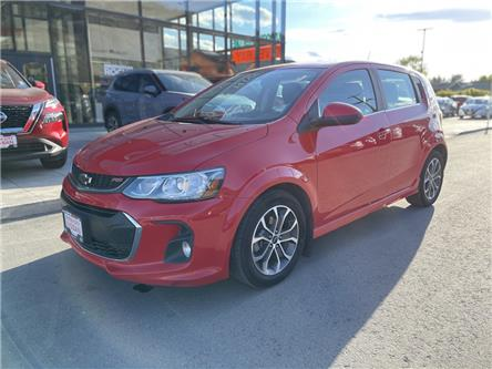 2018 Chevrolet Sonic LT Auto (Stk: T21132A) in Kamloops - Image 1 of 26