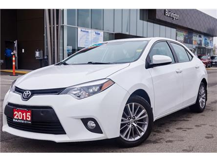 2015 Toyota Corolla LE (Stk: U1039A) in Burlington - Image 1 of 21