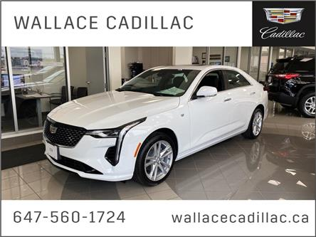 2021 Cadillac CT4 Luxury (Stk: 114784) in Milton - Image 1 of 21