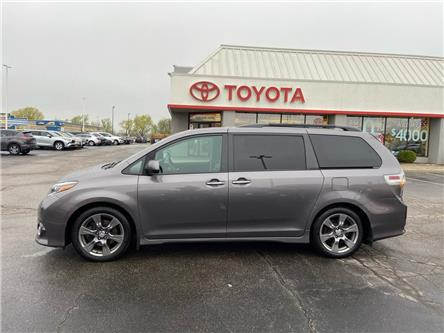 2017 Toyota Sienna  (Stk: 2105581) in Cambridge - Image 1 of 21
