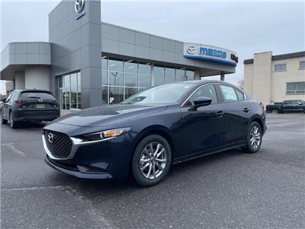 2021 Mazda Mazda3 GX (Stk: 21C041) in Kingston - Image 1 of 15