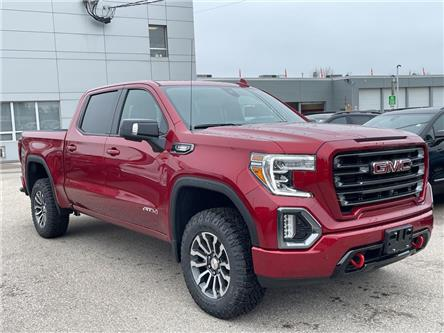 2021 GMC Sierra 1500 AT4 (Stk: 217082) in Waterloo - Image 1 of 20