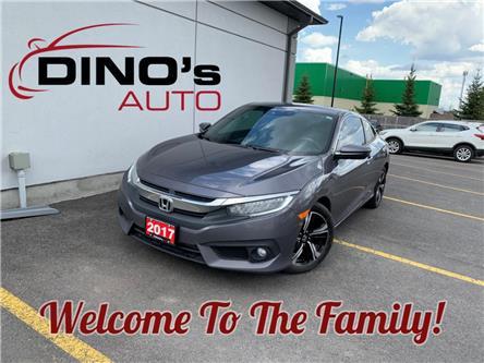 2017 Honda Civic Touring (Stk: DA451463) in Orleans - Image 1 of 28