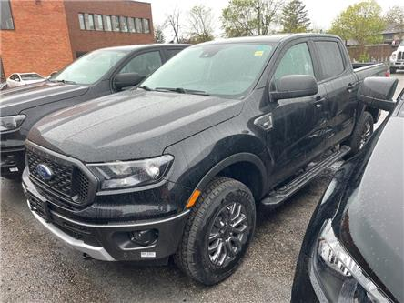 2021 Ford Ranger  (Stk: P10598) in Brampton - Image 1 of 17