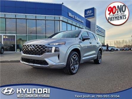 2021 Hyundai Santa Fe Ultimate Calligraphy (Stk: E5630) in Edmonton - Image 1 of 24