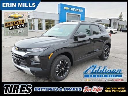 2021 Chevrolet TrailBlazer LT (Stk: MB100976) in Mississauga - Image 1 of 21