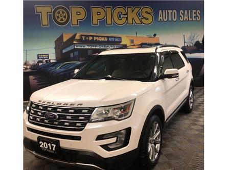 2017 Ford Explorer Limited (Stk: HGC41914) in NORTH BAY - Image 1 of 29