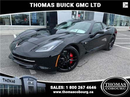 2019 Chevrolet Corvette Stingray (Stk: UC04444) in Cobourg - Image 1 of 24