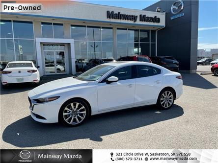 2020 Mazda Mazda3 GT Premium Package (Stk: M21276A) in Saskatoon - Image 1 of 12