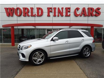 2018 Mercedes-Benz GLE 400 Base (Stk: 17777) in Toronto - Image 1 of 23