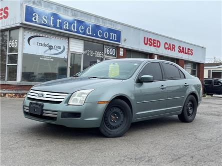 2006 Ford Fusion SE (Stk: 21-7521A) in Hamilton - Image 1 of 18