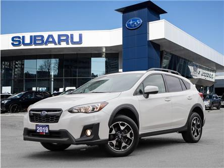 2019 Subaru Crosstrek Touring CVT >>No accident<< (Stk: 18548A) in Toronto - Image 1 of 25