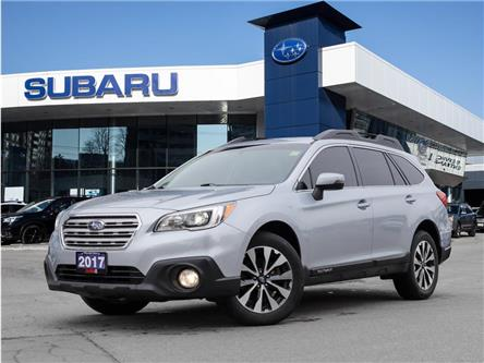 2017 Subaru Outback 5dr Wgn CVT 2.5i Limited >>No accident<< (Stk: 18605A) in Toronto - Image 1 of 22