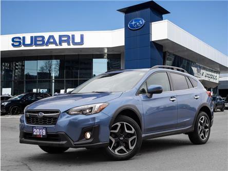 2019 Subaru Crosstrek Limited CVT w-EyeSight Pkg >>No accident<< (Stk: 18614A) in Toronto - Image 1 of 9