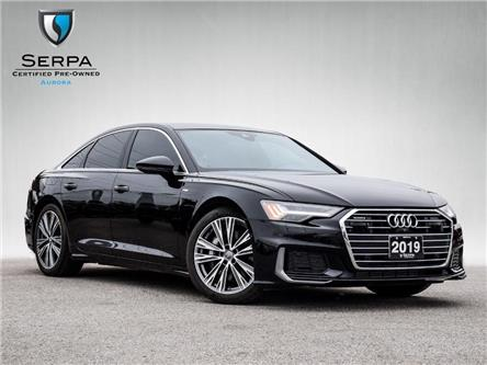 2019 Audi A6 55 Technik (Stk: CP052) in Aurora - Image 1 of 27