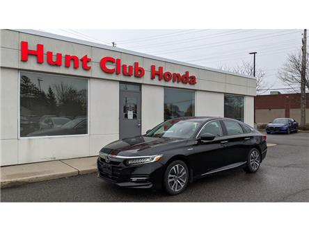 2018 Honda Accord Hybrid Touring (Stk: 7918A) in Gloucester - Image 1 of 23
