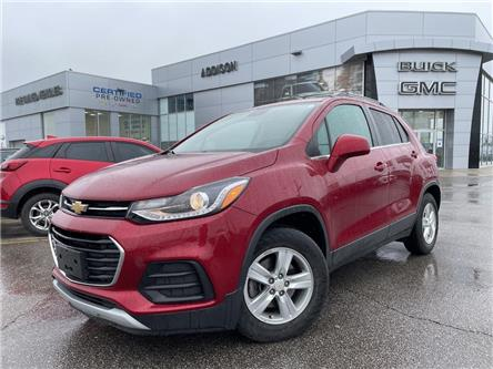 2018 Chevrolet Trax LT (Stk: U194267) in Mississauga - Image 1 of 16