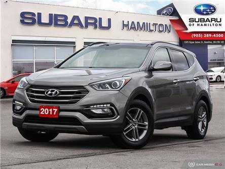 2017 Hyundai Santa Fe Sport 2.4 Luxury (Stk: S8902B) in Hamilton - Image 1 of 29