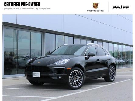 2018 Porsche Macan S (Stk: U9470) in Vaughan - Image 1 of 30