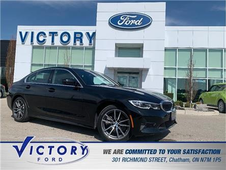 2020 BMW 330i xDrive (Stk: V0674R) in Chatham - Image 1 of 28