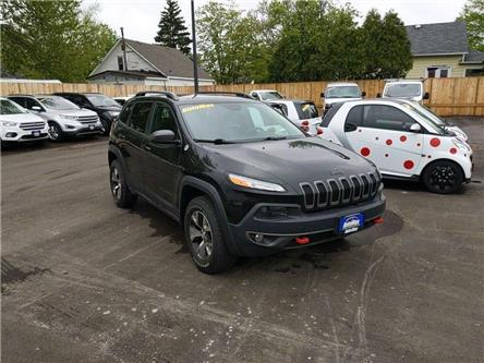 2016 Jeep Cherokee Trailhawk (Stk: A9255) in Sarnia - Image 1 of 30