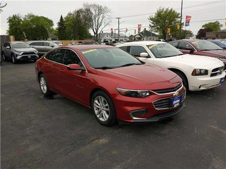 2016 Chevrolet Malibu 1LT (Stk: A9409) in Sarnia - Image 1 of 30