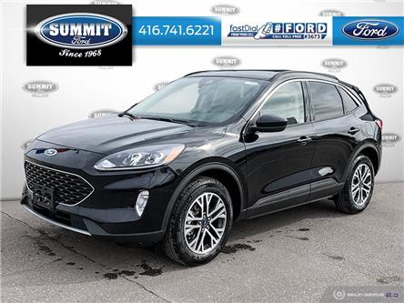 2021 Ford Escape SEL (Stk: 21J8545) in Toronto - Image 1 of 25