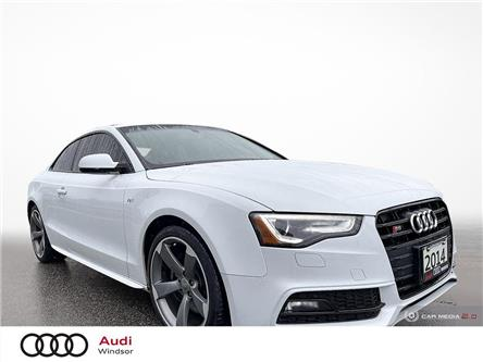 2014 Audi S5 3.0 Technik (Stk: 21098A) in Windsor - Image 1 of 27