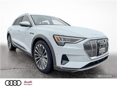 2019 Audi e-tron 55 Technik (Stk: 20626) in Windsor - Image 1 of 30