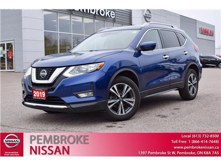 2019 Nissan Rogue SV (Stk: 21058A) in Pembroke - Image 1 of 30