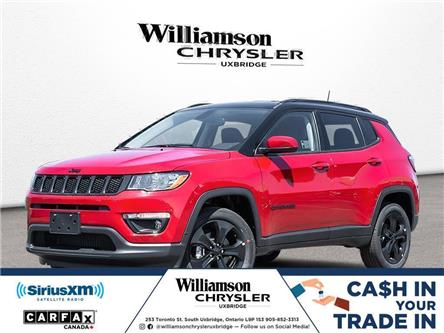 2021 Jeep Compass Altitude (Stk: 21-059D) in Uxbridge - Image 1 of 23