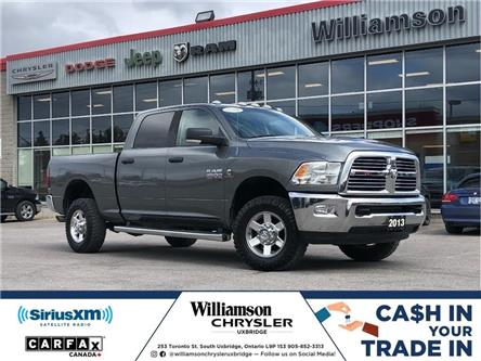 2013 RAM 2500 SLT (Stk: W6624) in Uxbridge - Image 1 of 22