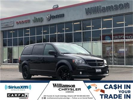 2020 Dodge Grand Caravan GT (Stk: W6643) in Uxbridge - Image 1 of 24