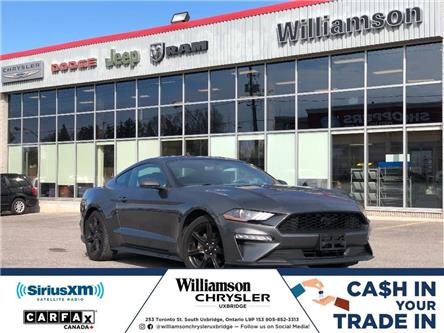 2018 Ford Mustang  (Stk: W6709) in Uxbridge - Image 1 of 3