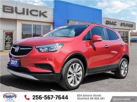 2017 Buick Encore Preferred (Stk: SL673) in Stratford - Image 1 of 25