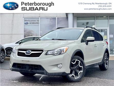 2015 Subaru XV Crosstrek Touring (Stk: SP0421A) in Peterborough - Image 1 of 29