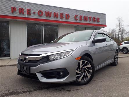 2016 Honda Civic EX (Stk: E-2535) in Brockville - Image 1 of 30