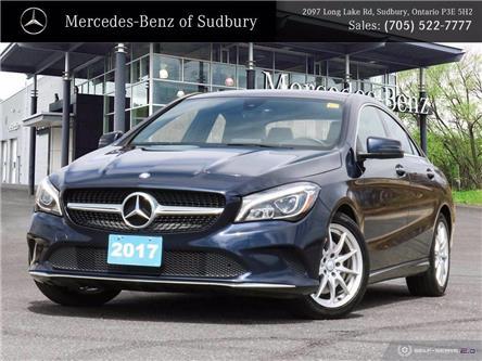 2017 Mercedes-Benz CLA 250 Base (Stk: UM1172) in Sudbury - Image 1 of 24