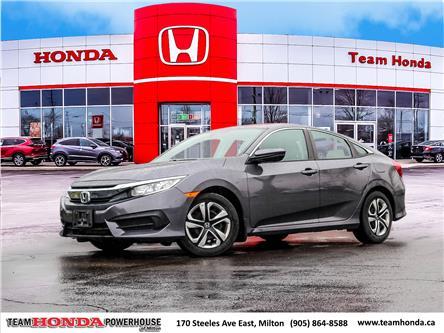 2017 Honda Civic LX (Stk: 3854) in Milton - Image 1 of 28