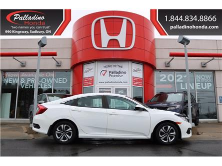 2017 Honda Civic LX (Stk: U9986) in Sudbury - Image 1 of 31