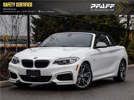 2016 BMW M235i xDrive (Stk: O14265) in Markham - Image 1 of 24
