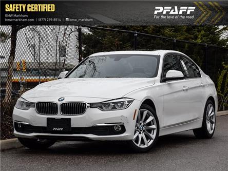 2017 BMW 320i xDrive (Stk: O14269) in Markham - Image 1 of 25
