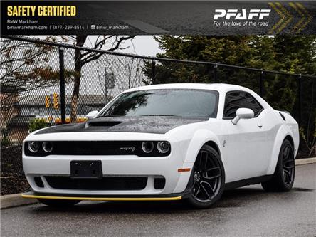 2018 Dodge Challenger SRT Hellcat (Stk: U14134) in Markham - Image 1 of 30
