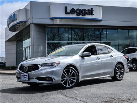2020 Acura TLX  (Stk: 213272A) in Burlington - Image 1 of 27