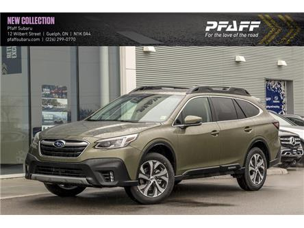 2021 Subaru Outback Limited (Stk: S01116) in Guelph - Image 1 of 10