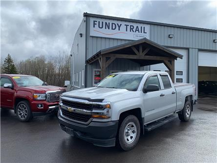 2019 Chevrolet Silverado 1500 LD WT (Stk: 1928a) in Sussex - Image 1 of 10