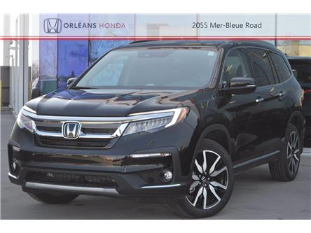 2021 Honda Pilot Touring 8P (Stk: 16-210077) in Orléans - Image 1 of 30